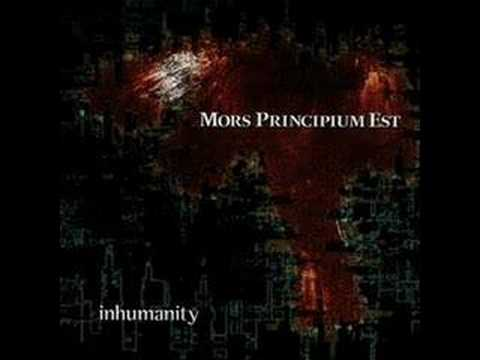 Mors Principium Est - The Lust Called Knowledge