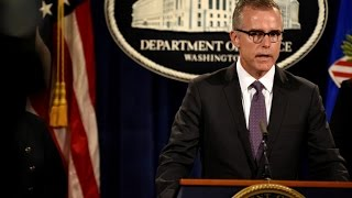 WATCH LIVE: Acting FBI director McCabe to testify in Comey's place at Senate intel hearing