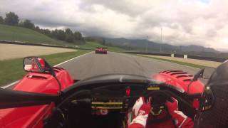 Ferrari 333SP Mugello 10Nov2013 HotLaps