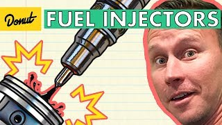 FUEL INJECTORS - How They Work | SCIENCE GARAGE