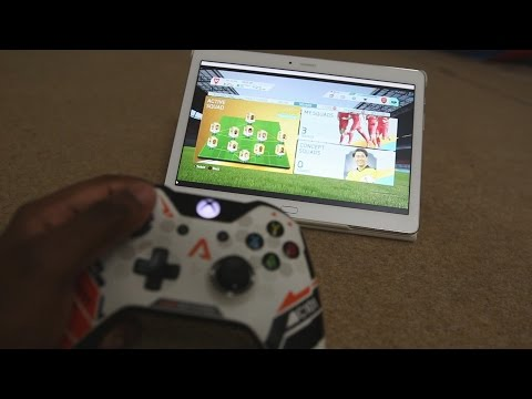 PLAYING FIFA 16 ULTIMATE TEAM ON MY TABLET!!!