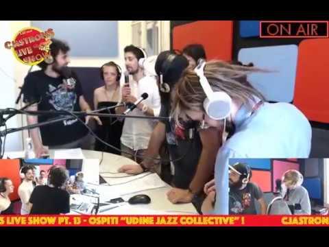 """Ospiti del Cjastrons Live Show l'""""Udine Jazz Collective"""", band composta dagli studenti del Conservatorio di Udine e guidata dal M° Glauco Venier. Alcuni dei componenti ci hanno raccontato..."""