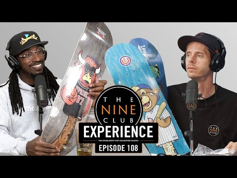 Nine Club EXPERIENCE #108 - Tony Hawk, Sk8Mafia, Creature, Frog Skateboards