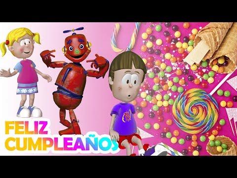 Biper Y Sus Amigos ,cumpleaños Sorpresa video