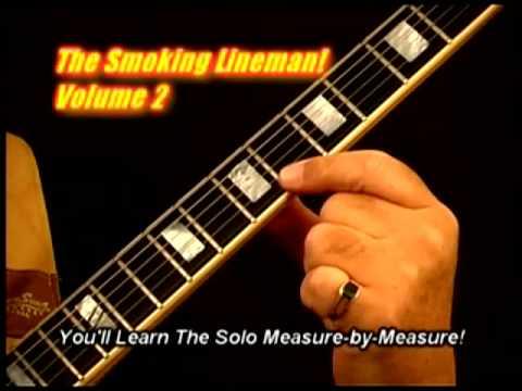 Rhythm Changes - Jazz Guitar Robert Conti