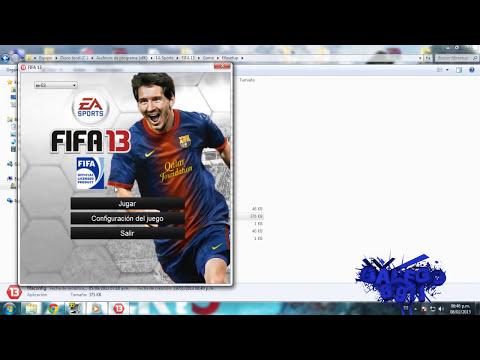 Tutorial como configurar los graficos del FIFA12 y FIFA 13