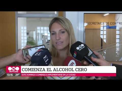 Comienza a regir la tolerancia cero de alcohol  en la ciudad de Santa Fe