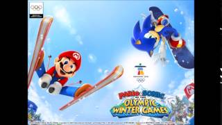 Mario & Sonic at the Olympic Winter Games (DS) - Title 2