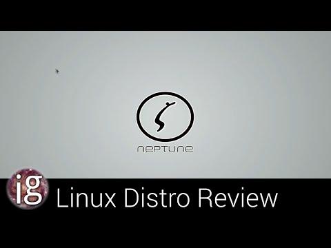 Neptune 4.2 Review - Linux Distro Reviews
