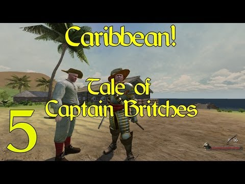 [5] Caribbean! (Alpha) Miniseries - Bigger Galleons