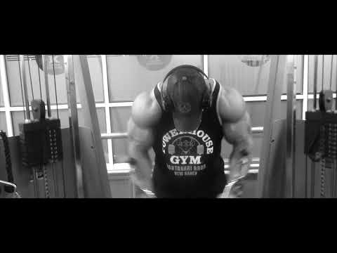 DH - 6 days out Arnold Classic 2018