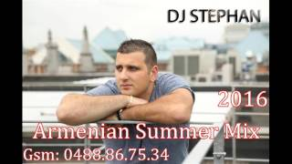 Dj Stephan-Armenian Summer Mix 2016