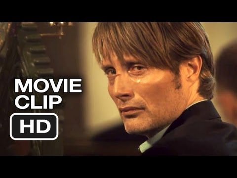 The Hunt Movie CLIP – Look Into My Eyes (2013) – Mads Mikkelsen Movie HD