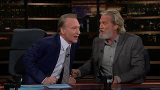 Jeff Bridges: Good Hippie | Real Time with Bill Maher (HBO)