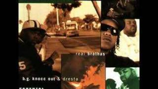 BG Knock out & Gangsta Dresta - Real Brothas
