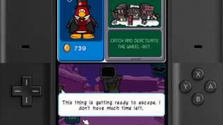 (NDS) Club Penguin: EPF: Mission 11 - Robotomy 101