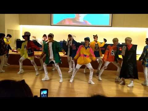 [150513] 더보이즈 (The Boyz) - Text Me Back | Fansign Live Fancam 라이브 팬싸 직캠
