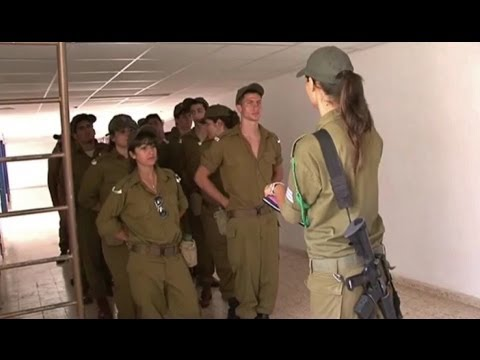 Israeli army (Israel Defense Forces female soldiers military women israeli idf girls training)