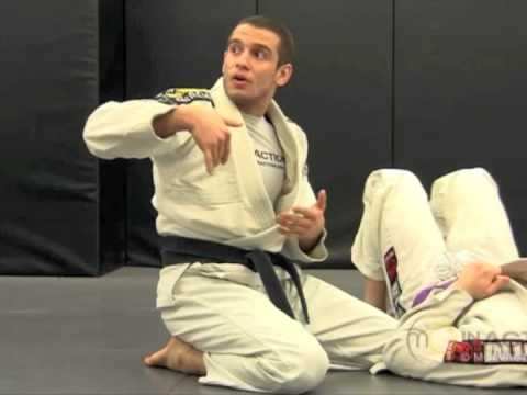 BJJ Passing Drills Image 1