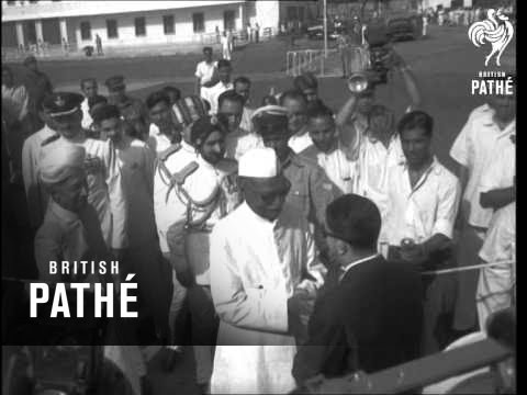 King Of Nepal In India (1960)