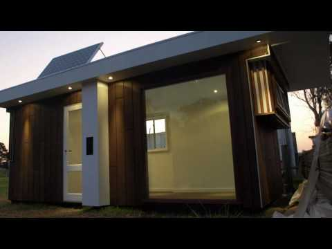 Aadbuild Shipping container conversion