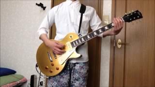 SEKAI NO OWARI/ 虹色の戦争 ギター