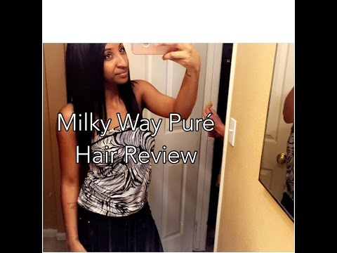 MilkyWay Puré Hair Review - Quick Weave