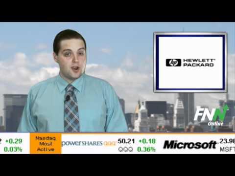 Hewlett-Packard's Autonomy Bid Could Be Surpassed
