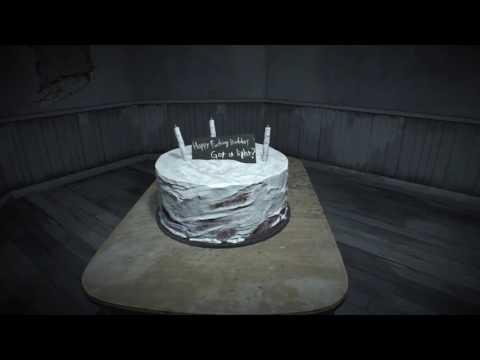 Resident Evil 7 — релизный трейлер