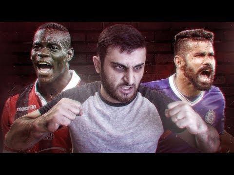 САМЫЕ АГРЕССИВНЫЕ ИГРОКИ В ФИФА 18