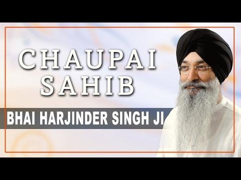 Chaupai Sahib - Bhai Harjinder Singh - Aarti Chaupai Sahib - Simran video