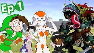 Tony Plays - Ep 1 - Zelda OoT Randomizer: Everything is Ganon