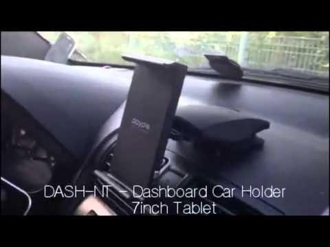 "Ppyple DASH-NT Car Dashboard Mount for Smartphone & Tablet (5""~11"")"