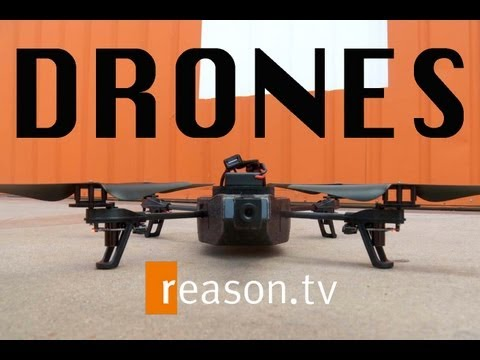 Drone Boom: Why Drones Aren't Just for Dropping Bombs Anymore