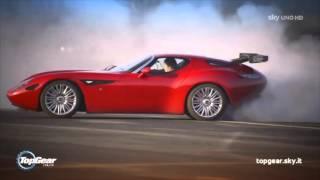 TOPGEAR Mostro Zagato powered by Maserati