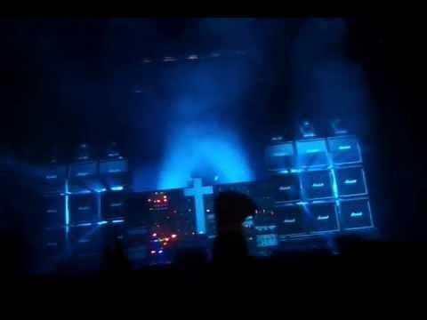 Justice Live Set 2012 Semf Justice Live Set