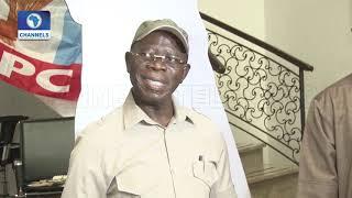 Oshiomhole Clears Air On Rivers,Ogun,Imo & Zamfara APC Primaries Pt.2