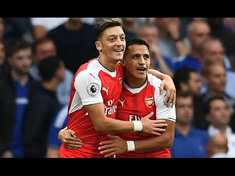 Can Arsenal Keep The Crown Jewels (Alexis & Ozil)   All Gunz Blazing Podcast