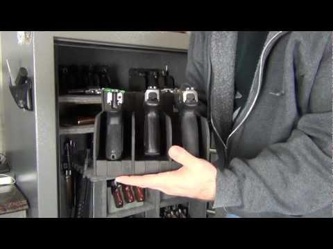 Hyskore Foam Pistol Racks (New Safe Update)