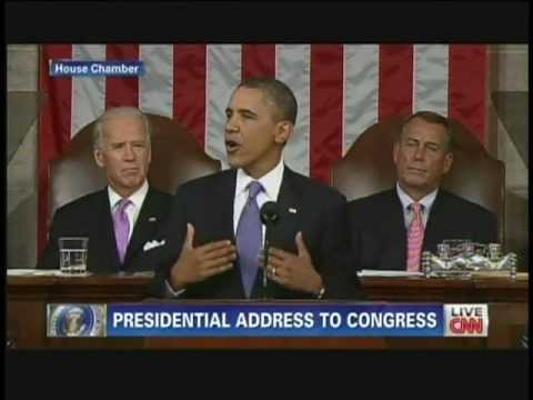 President Obama American Jobs Act to Congress (September 8, 2011)