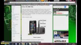 Hard Reset e instalação de Firmware no Nokia Asha 305 (RM-766) #UTICell