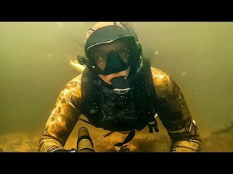 Для подводной охоты видео