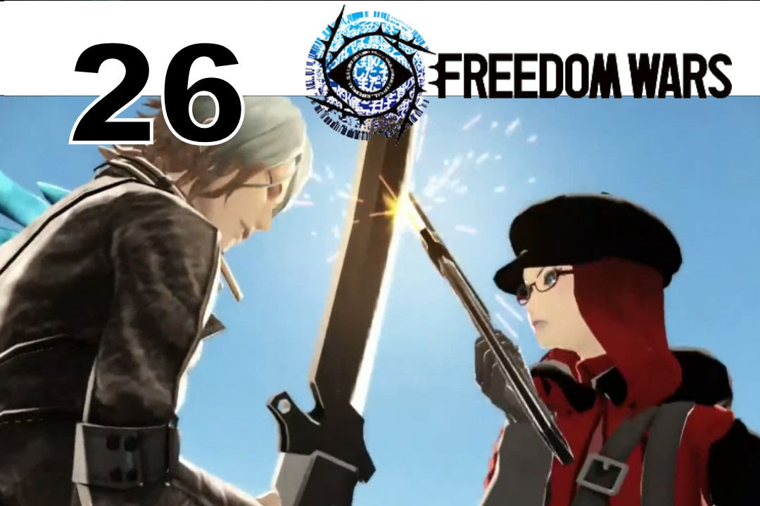 Freedom Wars ps Vita Freedom Wars ps Vita Let's