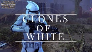GHOST DIVISION | Clones of White