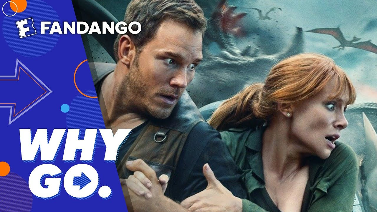 Why Go. | Jurassic World: Fallen Kingdom