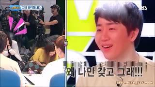 Hong Jinho Cute Angry Compilation