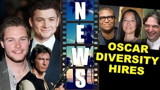Young Han Solo finalists Taron Egerton & Jack Reynor, Oscars So White Hires - Beyond The Trailer