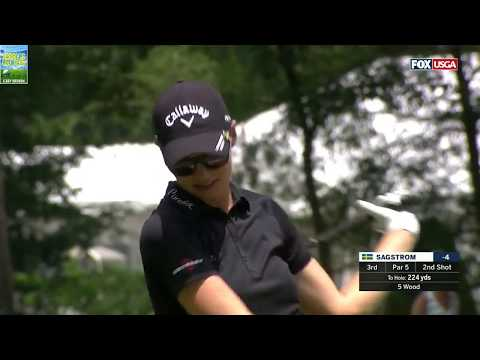 Epic Funny Girl Fails Video Compilation Golf Fails 2018 (US Women's Open)