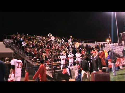"Jacksonville High School ""Juke Box Band"" vs. Pine Bluff High School  song: POWER"