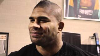 "Alistair Overeem UFC 141 - ""I don"